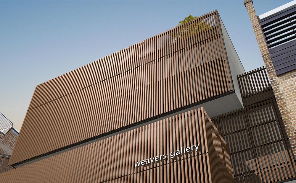 STUDIO YAT | Architects | London | Weavers House, Bethnal Green